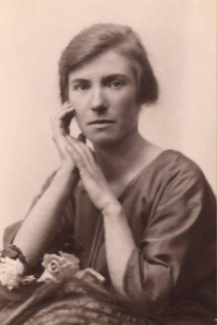 1920 Winifred Haydon.