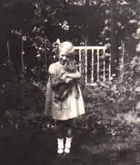 1936 Christine and Teddy.