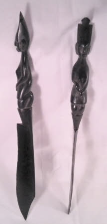 Two letter openers