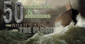 50 problems and answers for Noah's Ark.