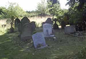 St Marys Churchyard, Bluntisham.